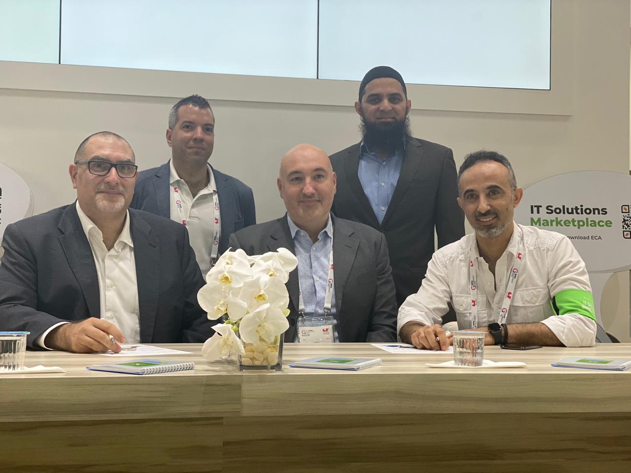 Exceeders at gitex 2019