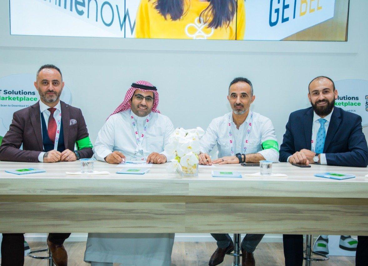 jathwa Exceeders at gitex 2019
