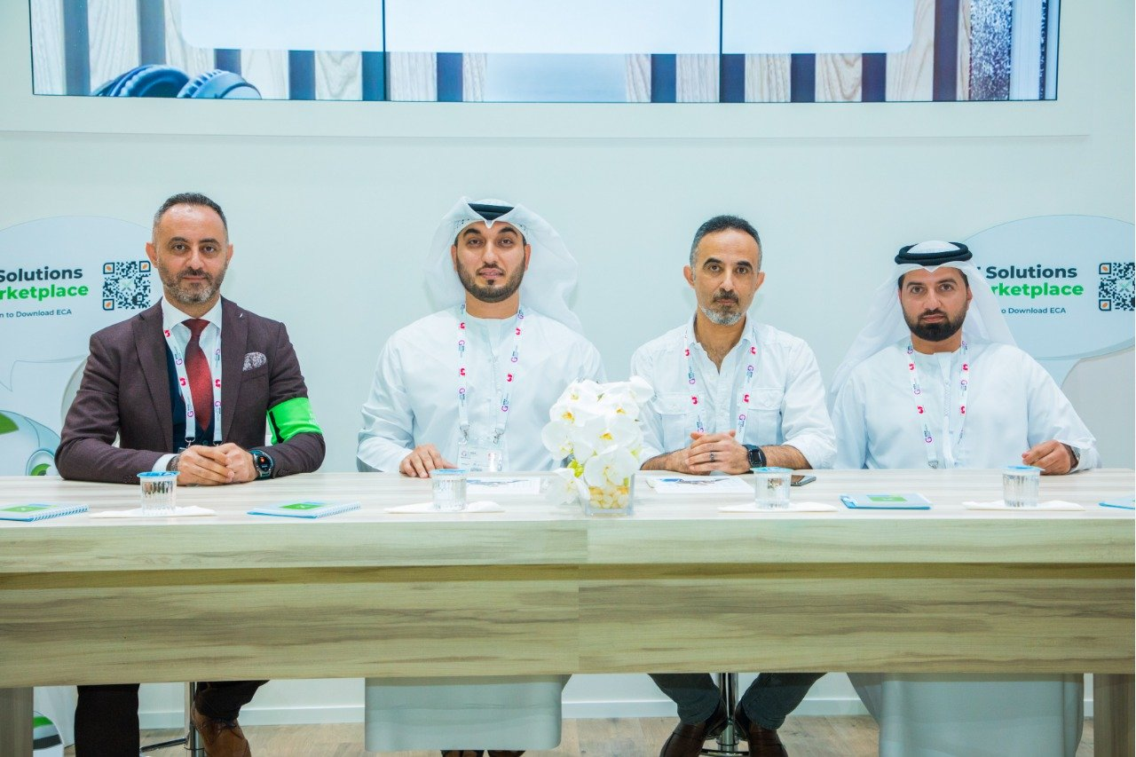 sahab Exceeders at gitex 2019