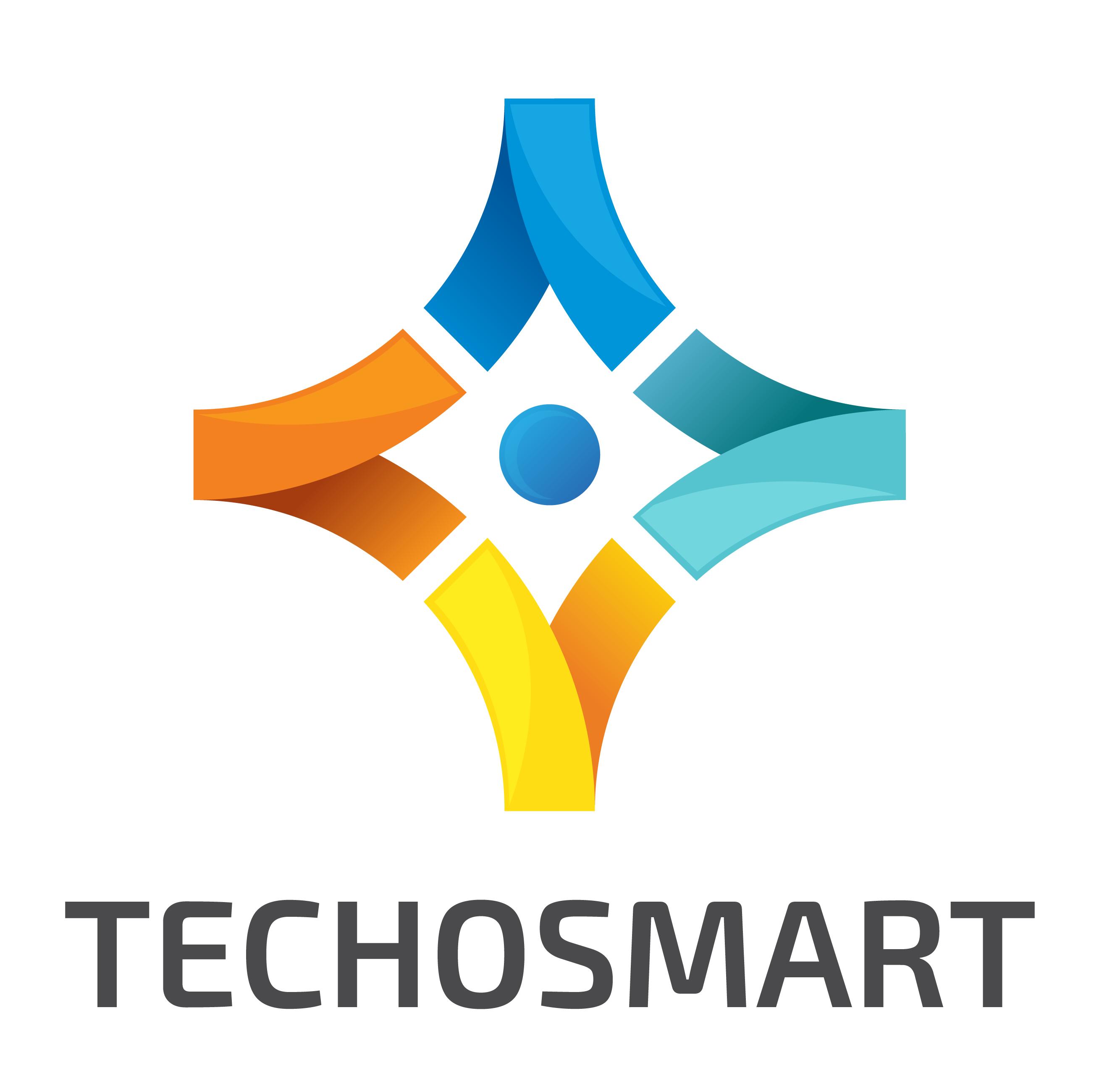 TechoSmart Logo-01