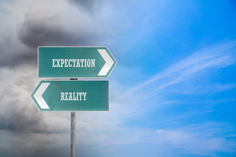 Business Strategy expectations vs reality